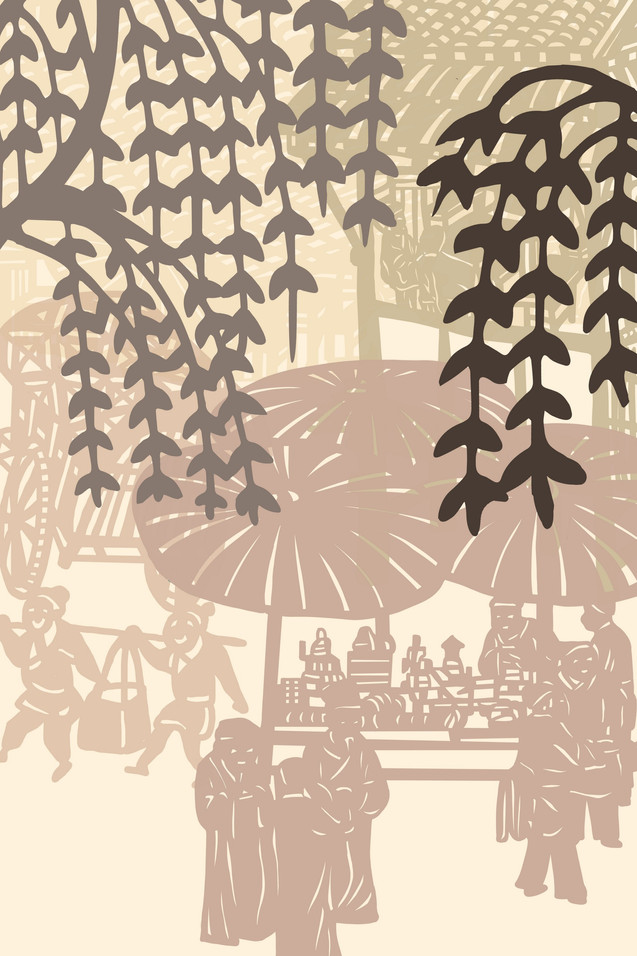 Paper Garden | Pinwu Design Studio