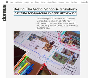 The Global School on Domus