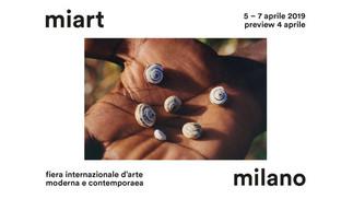 Milan Salone | Miart Talks 2019