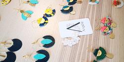 Angèle Bijoux, création de bijoux artisanaux.