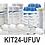 Thumbnail: Kits de Mantenimiento para Sistemas de Punto de Uso marca PURIKOR