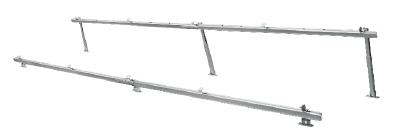 Estructura para paneles solares CONNERA serie AURA