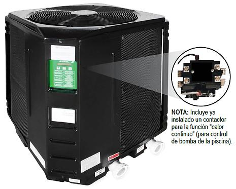 Bomba de Calor HIDROCONTROL serie eco-kal