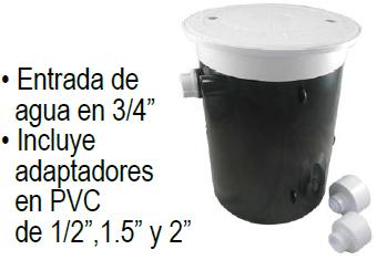 Nivelador automático de piscina marca PANDA