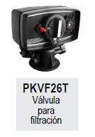 Válvulas de control automático sistemas de filtración. PURIKOR