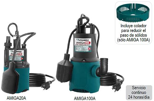 Bomba Sumergible (achique) ALTAMIRA serie AMIGA