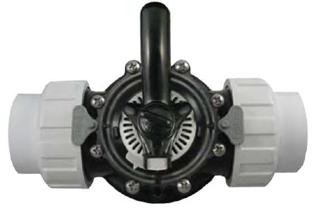 Válvula de desvío (2 vías) marca PANDA
