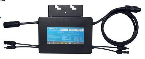 Microinversor dual de interconexión marca CONNERA serie MICRO FORTE