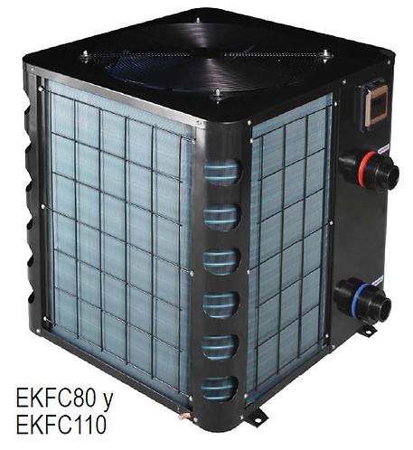 Bomba de Calor HIDROCONTROL serie eco-kal SPA