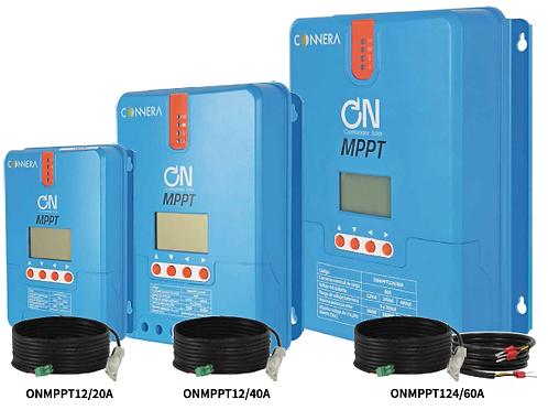 Controlador de carga  CONNERA ONMPPT