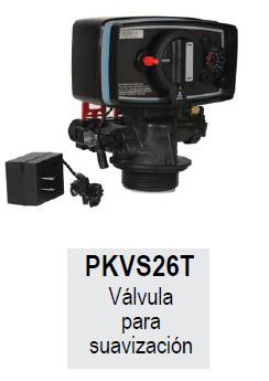Válvulas de control automático sistemas de suavización. PURIKOR