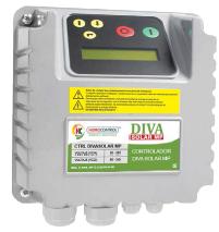Controlador externo marca CONNERA  DIVA SOLAR MP