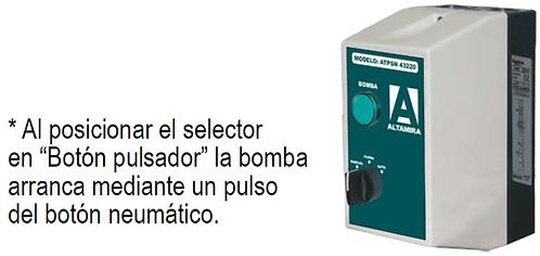 Arrancador  ALTAMIRA para bombas WIPER3