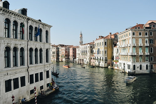 Subject: Venice - City Of Canals