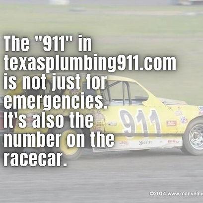 The 911 in texasplumbing911.com is not j