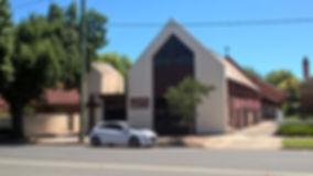 St Luke's Lutheran Chuch, Albury, NSW