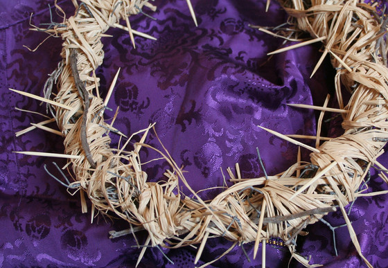 Empty and Full - Mark 14 & 15  (The Passion of Christ - Palm Sunday