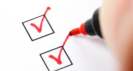 Clients Checklist for mini photo session