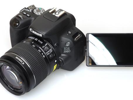 Best Beginner all-rounder DSLR Camera