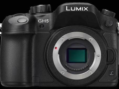Panasonic Lumix GH5 mirrorless materializes at CES 2017