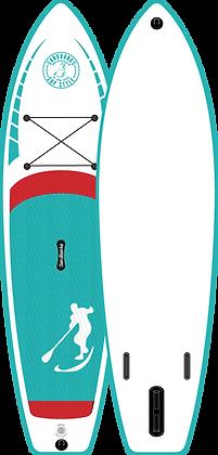 Cruiser Turquoise: 11' x 34'' x 6''