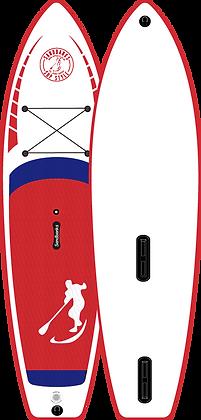 WindSUP Red: 10'6'' x 32'' x 6''
