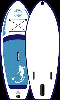 Splash Blue: 8'6'' x 32'' x 4.7''