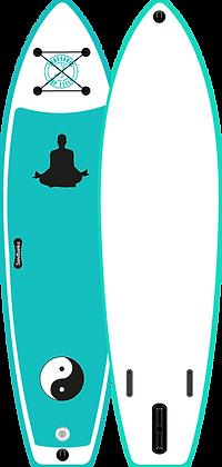 Yoga: 11' x 34'' x 6''