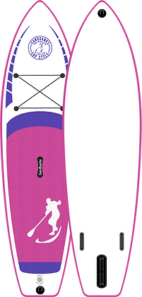 Ultimate Pink 10'6'' x 32'' x 6''