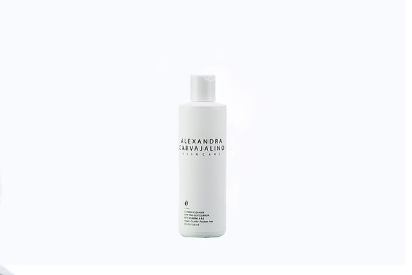 Glowing Cleanser Purifying Gentle Wash with Vitamins A & E