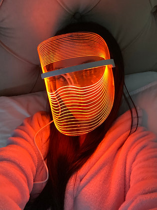 Glowing Skin LED Light Therapy