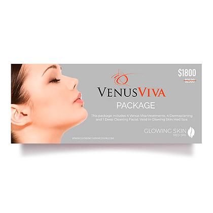 Package Venus Viva Treatment
