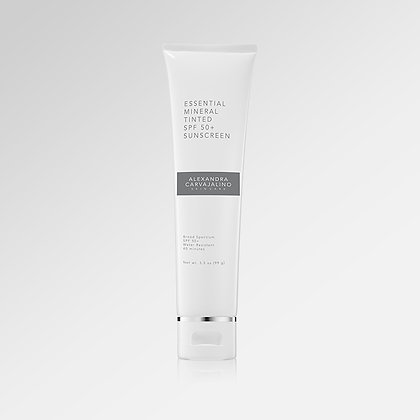 Essential Oil Free Mineral Tinted SPF50 Sunscreen
