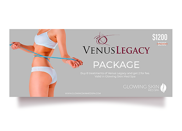 Package Venus Legacy Treatment