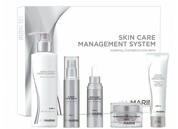Skin Care Management System