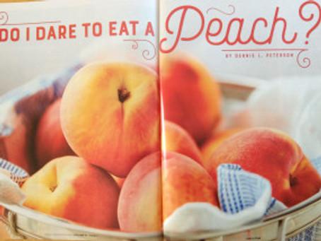 A Peach of an Article