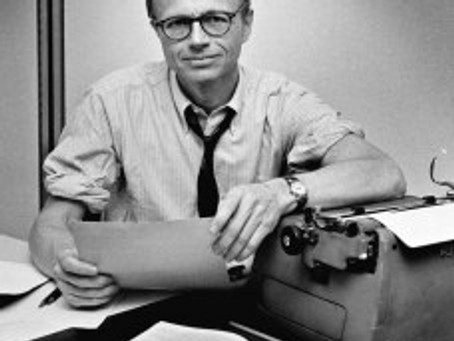 Remembering William Zinsser