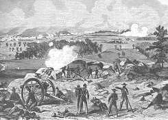Battle of Perryville KY