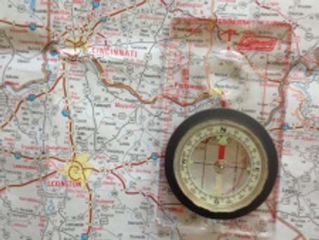 Navigating versus Drifting