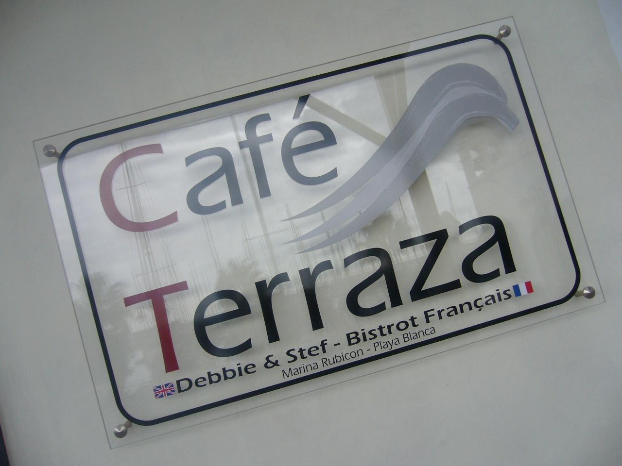 Uk Spain Café Terraza