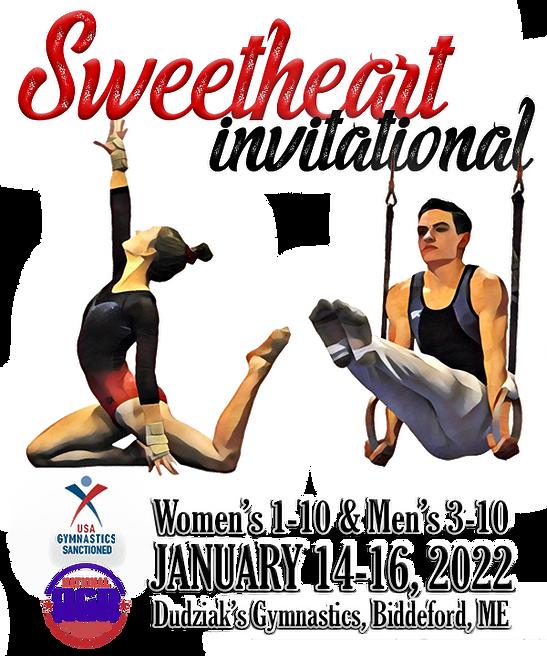 Sweetheart InvitationaI Postcard - Front 2022.png