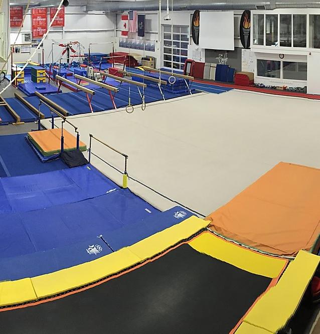 Gymnastics Gym