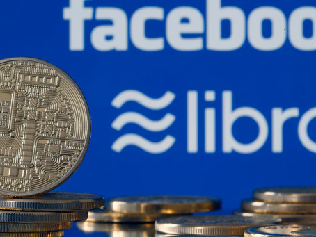 Vodafone withdraws from Facebook Libra