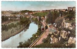 Le Clain au Nord de Poitiers