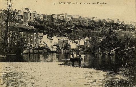 Le Clain aux Trois Fontaines