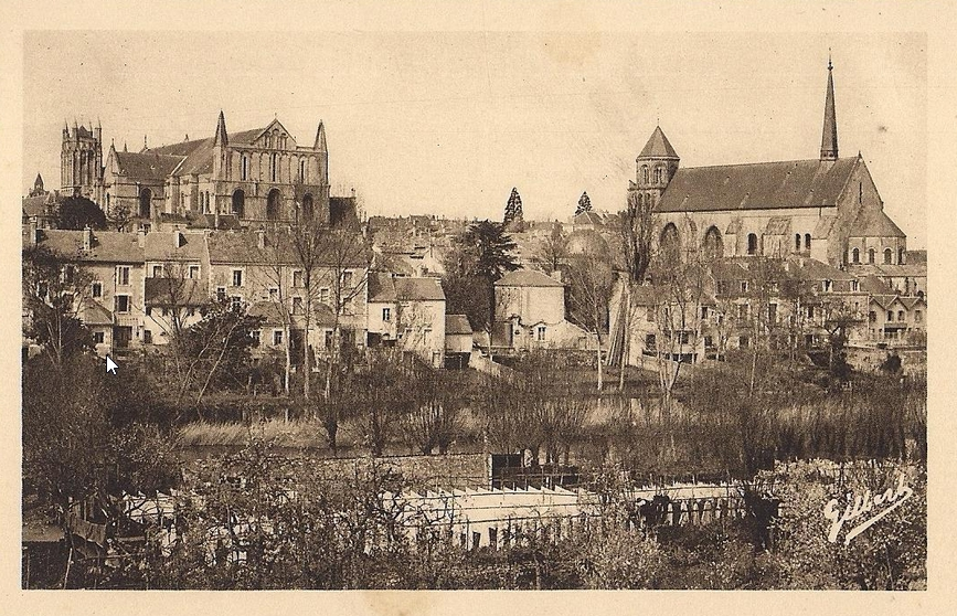 Saint Pierre et Sainte Radegonde
