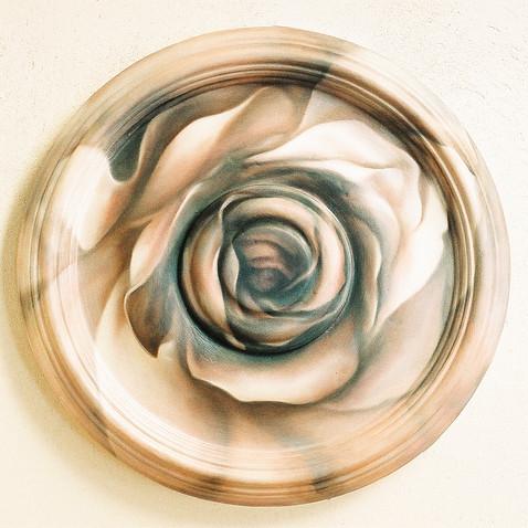 DETAIL 2 : Heart Rose Installation