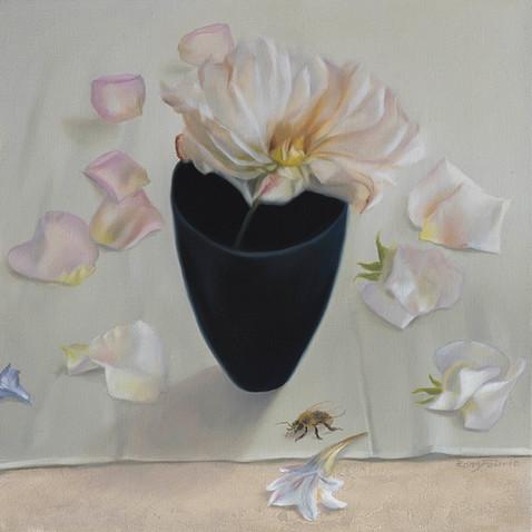 'Scattering Petals' (Bee)  SOLD