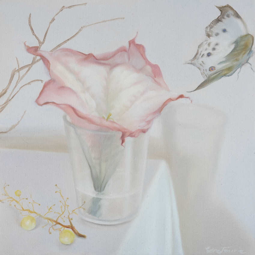 'Emptying of the Vessel' (Butterfly)