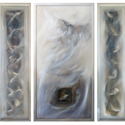 'Legacy Triptych' (2009)